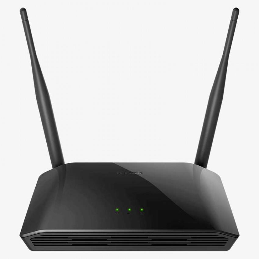 D-Link 802.11n N300 Wireless N Router DIR-615