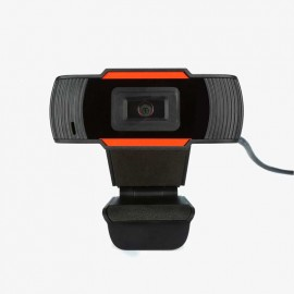 Generic 720P HD Webcam with Microphone